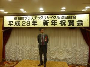 山口隆司氏感想挨拶